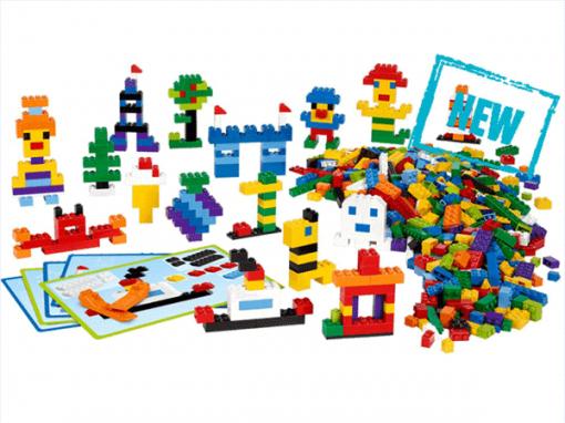 LEGO Klodser 1000 stk.
