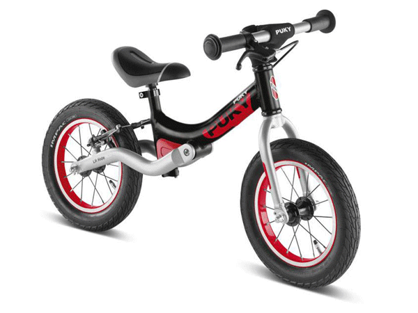 Dejlig Puky Løbecykel LR Ride Sort - Cykler til børn - ABELEG.DK WB-26