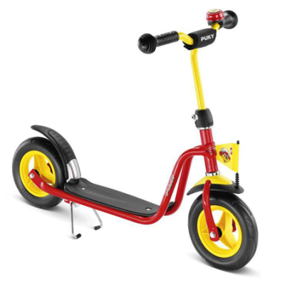 Puky Løbehjul R 03 Rød, løbehjul og cykler fra puky