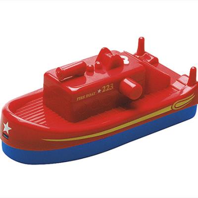 Aquaplay redningsbåd med sprøjte, Vandlegetøj til børn, vandleg