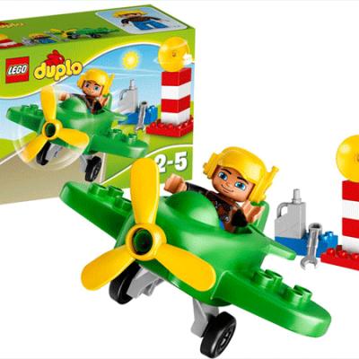 LEGO DUPLO Lille Fly, kvalitets legetøj, tilbud