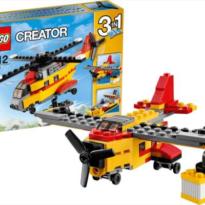 LEGO Creator Fragthelikopter, kvalitets legetøj, tilbud