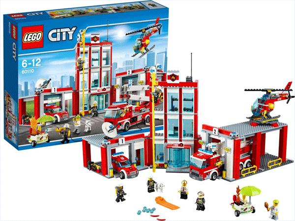 brandstation legetøj