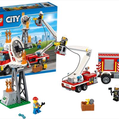 LEGO City Brandvæsnets universalkøretøj
