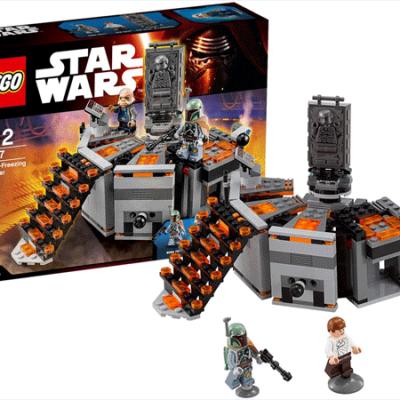 LEGO Star Wars Karbonit-frysekammer, lego til børn, altid gode tilbud på legetøj til børn