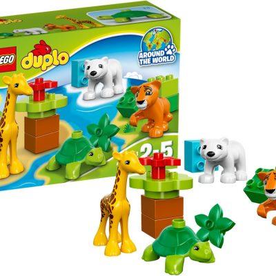 LEGO DUPLO Dyreunger, Lego duplo til børn