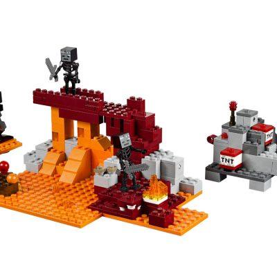 LEGO Minecraft the Wither, lego til børn