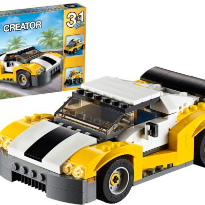 LEGO Creator Hurtig bil, lego creator til børn