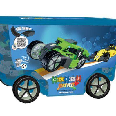 Clics Signal Rollerbox 400 stk, byggesæt til børn, altid gode tilbud på legetøj