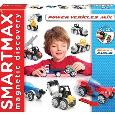 SmartMax magnetsæt 26 dele, gode tilbud på legetøj til børn