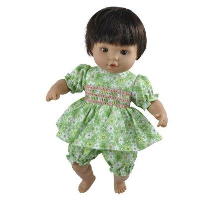 Dukke Julia 36 cm, dukker og tilbehør