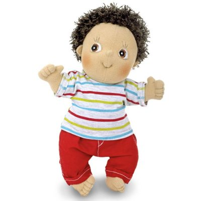 rubens cuties charlie, rubens barn, kvalitets legetøj, tilbud