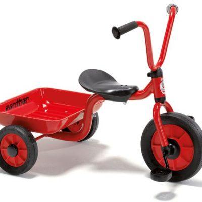 Trehjulet cykel fra Winther, cykler, løbecykler til børn