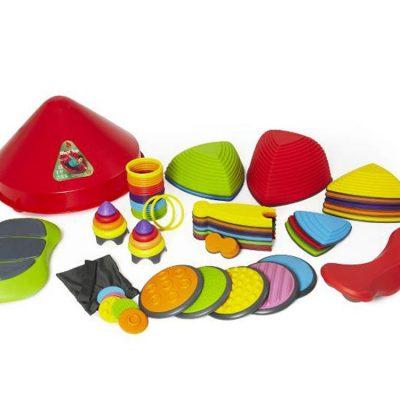 Motoriksæt Gonge, motorik legetøj til børn