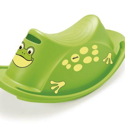 Vippegynge til 1 barn,frø, motorik legetøj til børn
