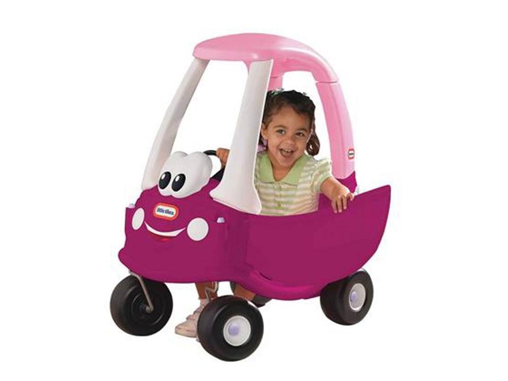 Rask Little Tikes Bil Cozy Coupe Rosy - Køretøjer til børn - ABELEG.DK BE-65