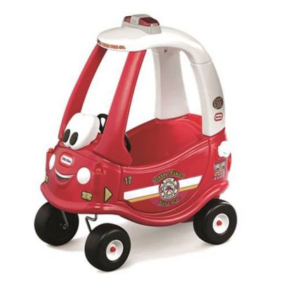 Little Tikes, Bil Ride`n Rescue Coupe, køretøjer fra liittle tikes