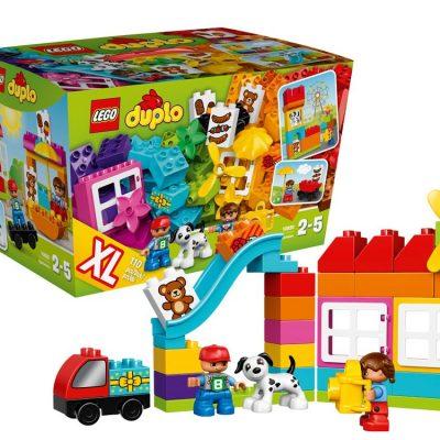 LEGO DUPLO Kreativ byggekurv