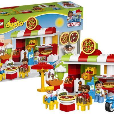 LEGO DUPLO Pizzaria, kvalitets legetøj til børn