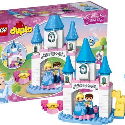 DUPLO Askepots magiske slot, gode tilbud på legetøj, kvalitets legetøj