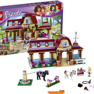 LEGO Friends Heartlake rideklub, stort udvalg fra lego, kvalitets legetøj,