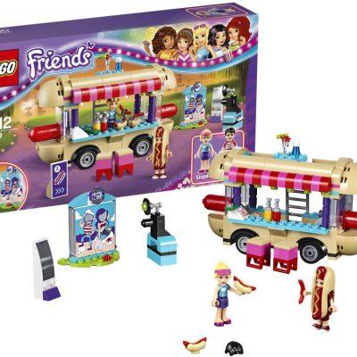 LEGO Friends Forlystelsespark - hotdog vogn, stort udvalg fra lege, altid gode tilbud, kvalitets legetøj