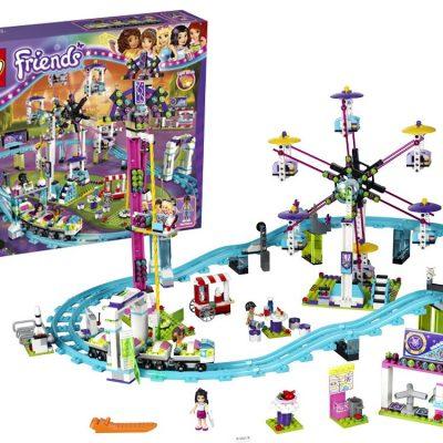 LEGO Friends Forlystelsespark - rutsjebane