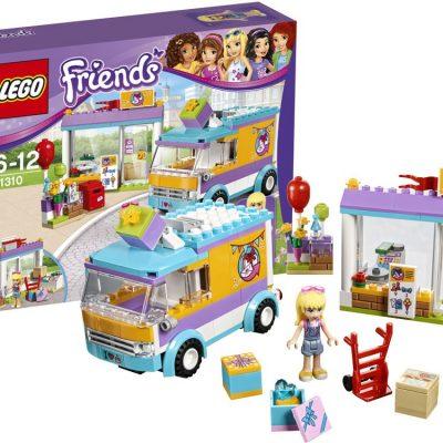 LEGO Friends Heartlake gaveudbringning