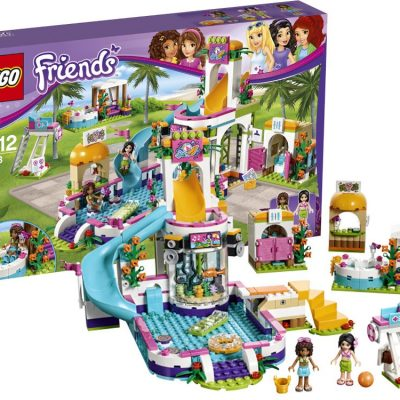 LEGO Friends Heartlake friluftsbad