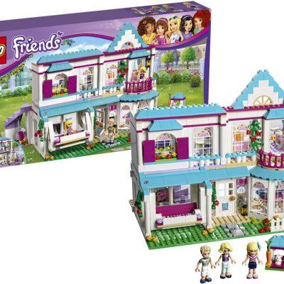 LEGO Friends Stephanies hus, stort udvalg fra lego