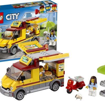 LEGO City Pizzavogn, tilbud på legetøj hos Abeleg.dk
