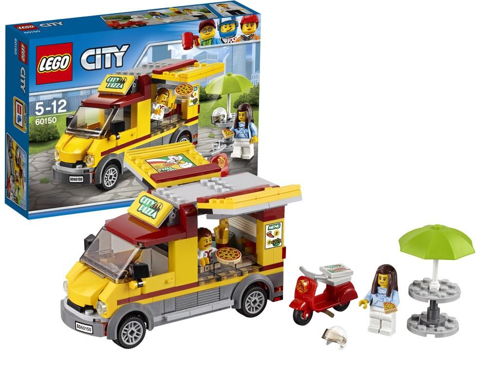 Lego City Pizzavogn Abelegdk