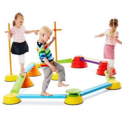 Build N' Balance Maxi sæt, motorik legetøj