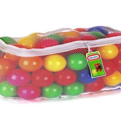 Little Tikes Bolde 100 stk., legetøj til børn altid gode tilbud