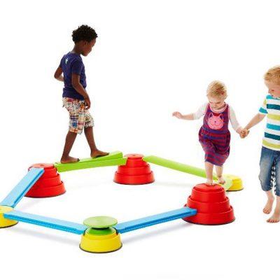 Build N' Balance Medium sæt, motoriksæt, motoriklegetøj til børn