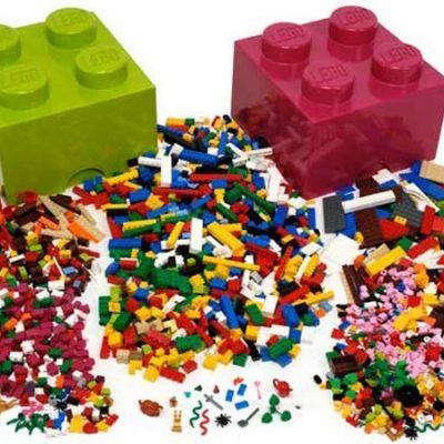 LEGO Eventyrsæt 2093 dele, lego til børn, byggesæt og lego leg