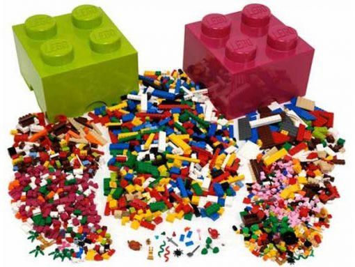 LEGO Eventyrsæt 2093 dele