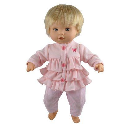 Dukke Sofia lys blød krop, 36 cm