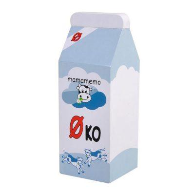Mini-mælk Øko, stk.