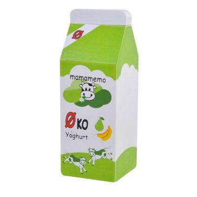 Yoghurt pære / banan Øko, stk.