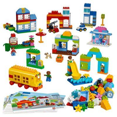 LEGO DUPLO Our Town 278 dele, stort udvalg af lego blandt andet lego duplo, altid gode tilbud og rabatter på legetøj til børn