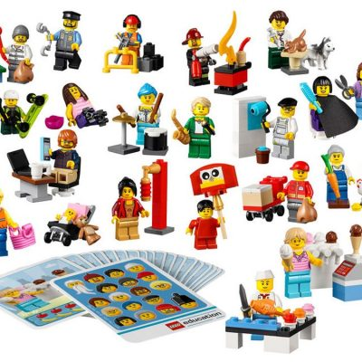 LEGO Fantasy Figurer 213 dele, stort udvalg af lego blandt andet lego friends, lego city og´duplo. altid gode tilbud og rabatter på legetøj til børn