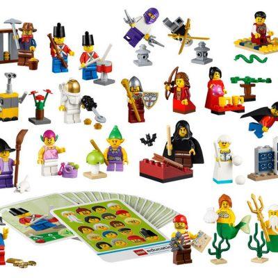 LEGO Fantasy Figurer 213 dele, gode tilbud på legetøj til børn, gode rabatter på lego