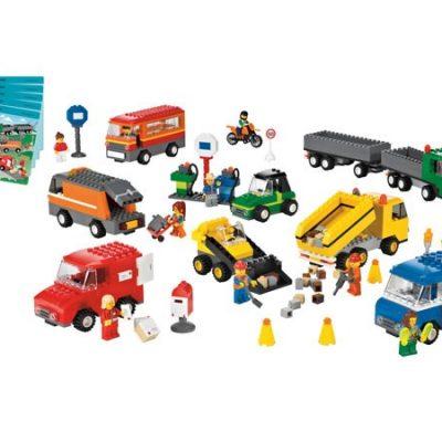 LEGO Køretøjer 934 dele, stort udvalg af lego, altid gode tilbud på legetøj