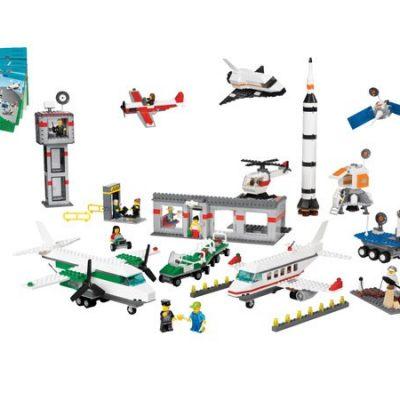 LEGO Rumfart og lufthavn 1176 dele, stort udvalg af lego altid gode tilbud på legetøj til børn
