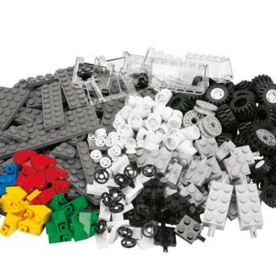 LEGO Hjul 286 dele 4+, lego, altid gode tilbud og rabatter på legetøj til børn