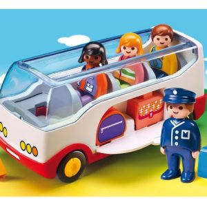 Playmobil 1.2.3 Bus