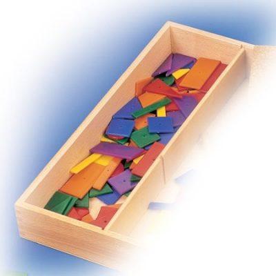 Brikker til hammermosaik 288 stk., sjovt og lærerigt legetøj til børn, altid gode tilbud og rabatter på legetøj til børn
