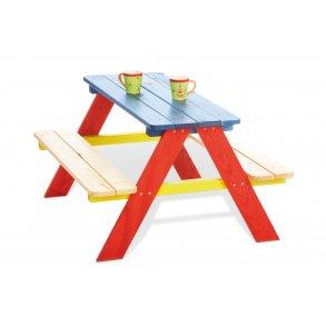 Pinolino børne havemøbelsæt til 4 pers.