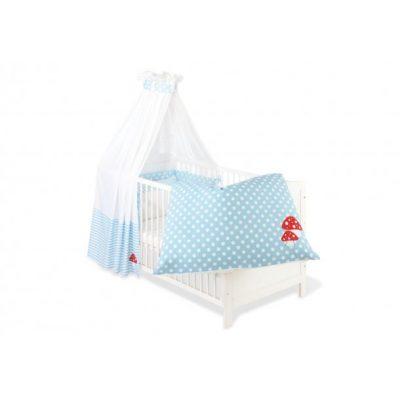 Pinolino udstyr til babyseng 4 dele